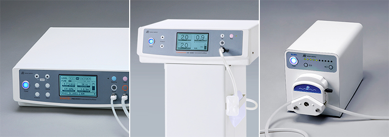 CO2 Insufflator, Endoscopy, Virtual Colonoscopy, Irrigation Pump