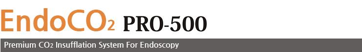 EndoCO2 PRO-500