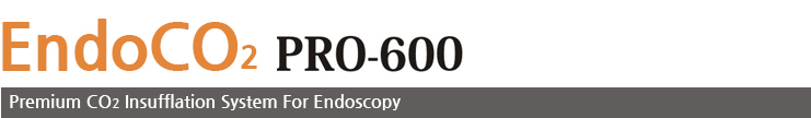 EndoCO2 PRO-600